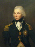 Portrait of the Day: Horatio Nelson