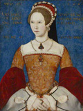 Portrait of the Day: Mary I