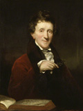 Portrait of the Day: John Soane