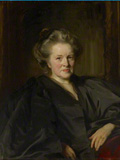 Portrait of the Day: Elizabeth Garrett Anderson