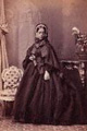 Queen Emma of Hawaii, by Camille Silvy, 16 September 1865 - NPG Ax64561 - © National Portrait Gallery, London