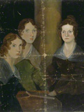 Portrait of the Day: The Bronte Sisters