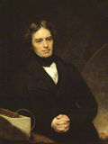 Portrait of the Day: Michael Faraday