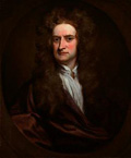 Portrait of the Day: Sir Isaac Newton