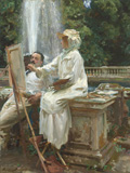 Members' Evening Private View: Sargent: Portraits of Artists and Friends and Wellington: Triumphs, Politics and Passions