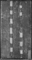 Reverse 01. Reverse of the panel in raking li…