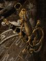 Detail 15. Detail of the sword hilt.