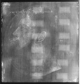 X-ray 01. X-ray image of the whole painting.