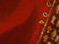 Micro 18. Detail of curtain, showing blending…