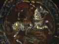 Micro 01. Detail of the Garter medallion (7.1…