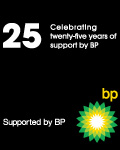 Supported by BP