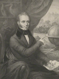 James Holman by Maxim Gauci, printed by Graf & Soret, published by Andrews & Co, lithograph, early 19th century.