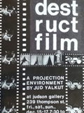 Archive programme from a Jud Yalkut expanded cinema event.