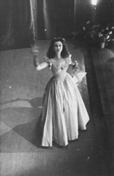Vivien Leigh in 'Scarlett O'Hara: The Terror of Tara', 1943