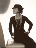 Coco Chanel, 1935 by Man Ray Museum Ludwig Cologne, Photography Collections (Collection Gruber) © Man Ray Trust / ADAGP © Copy Photograph Rheinisches Bildarchiv Köln