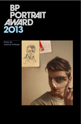 BP Portrait Award 2013 Publication