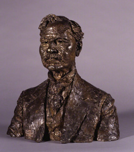 Ramsay MacDonald by Sir Jacob Epstein, 1934, NPG 2934