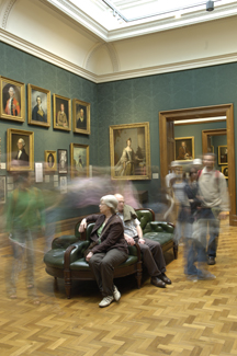 18th Century Galleries - © Colin Streater