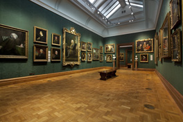 Room 12, C17 and C18 Galleries - © National Portrait Gallery, London