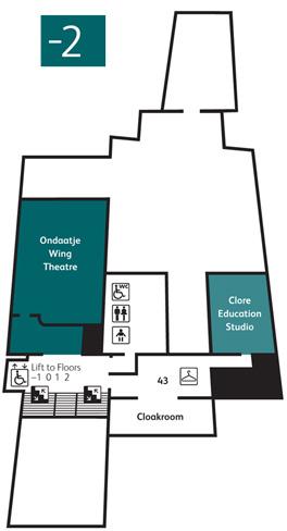 level -2 floor plan