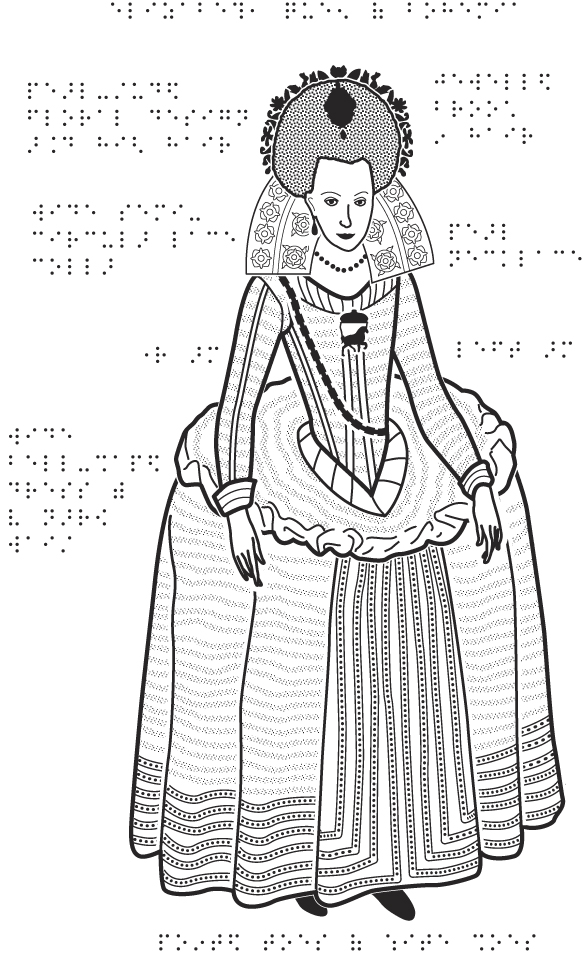 Line Drawing Of Queen Elizabeth Ii : Elizabeth free colouring pages