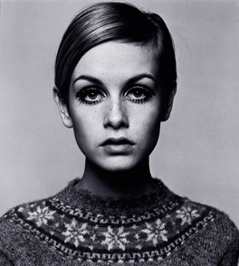 Twiggy by Barry Lategan, 1966  - ©  Barry Lategan