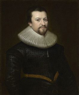 Unknown man, formerly called Sir Ralph Winwood (1562/3-1617) Unknown artist