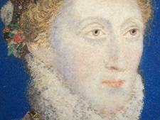 NPG 108 (detail) - © National Portrait Gallery, London