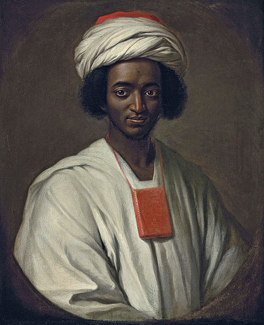 Ayuba Suleiman Diallo, also known as Job ben Solomon by William Hoare of Bath, 1733 - © Christie's Images Limited