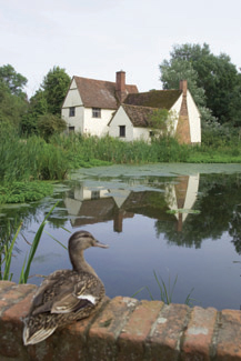 Flatford Mill, near East Bergholt East of England Tourism / Rod Edwards