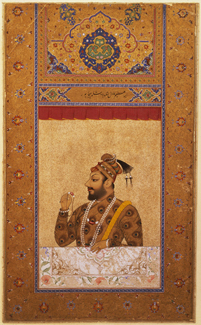 Sultan 'Ali 'Adil Shah of Bijapur, c.1660, Bijapur © The Barber Institute of Fine Arts, University of Birmingham