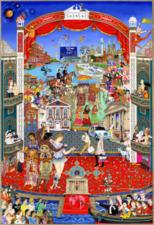 Art Matters: The Pool of Life The Singh Twins Copyright The Singh Twins:www.singhtwins.co.uk Commissioned by Liverpool City Council