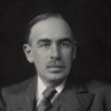 John Maynard Keynes, Baron Keynes  by Walter Stoneman, Photographs Collection NPG x68883
