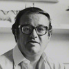 John Mortimer by Godfrey Argent bromide print, 8 July 1969 NPG x165954