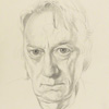 Michael Taylor, by Michael R. Taylor pencil, 2011 NPG 6934