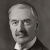 (Arthur) Neville Chamberlain  by Bassano Ltd, Photographs Collection NPG x83574