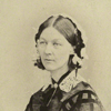 Florence Nightingale  by William Edward Kilburn albumen carte-de-visite, 1984 Photographs Collection NPG Ax28403