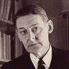T.S. Eliot  by John Gay, Primary Collection NPG P702