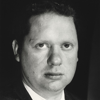 Dylan Thomas by Jane Bown bromide print, 1953 NPG x28634