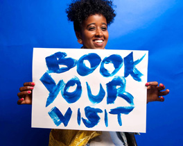 Book your group visit