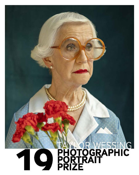 Taylor Wessing Photographic Portrait Prize 2019 Paperback Catalogue