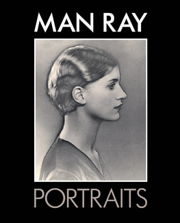 Man Ray Portraits publication