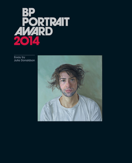 BP Portrait Award 2014 cover
