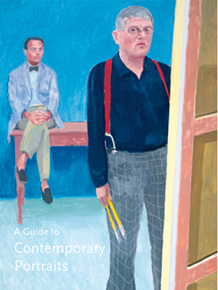 A Guide to Contemporary Portraits cover