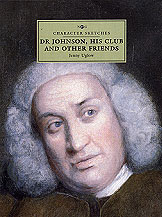 Dr Johnson, his club and other friends cover
