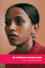 BP Portrait Award 2008 catalogue cover