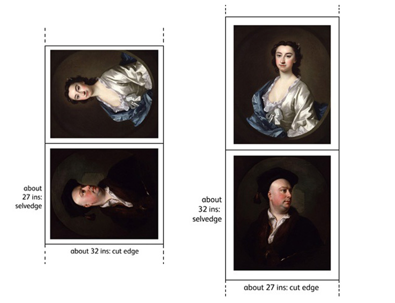 Three Quarters Kit Cats And Half Lengths British Portrait Painters And Their Canvas Sizes 1625 1850 National Portrait Gallery