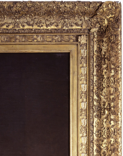 Lawrences Approach To Picture Framing National Portrait Gallery