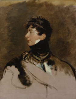 George IV by Thomas Lawrence, c.1814 (National Portrait Gallery).