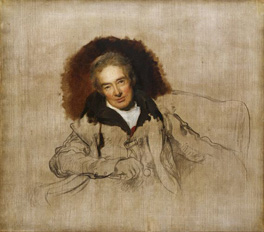 William Wilberforce by Thomas Lawrence, 1828 (National Portrait Gallery)